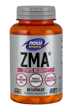 Zinc, magnesium and Vitamin B6 in theirs active forms and optimal dosages? That's NOW Foods ZMA shortest possible description!