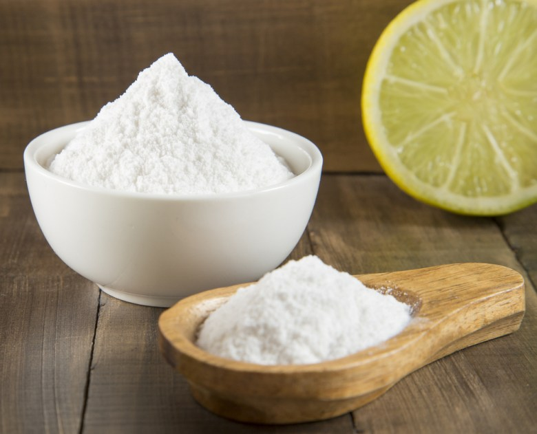Baking powder and lemon are often addition to home-made isotonics