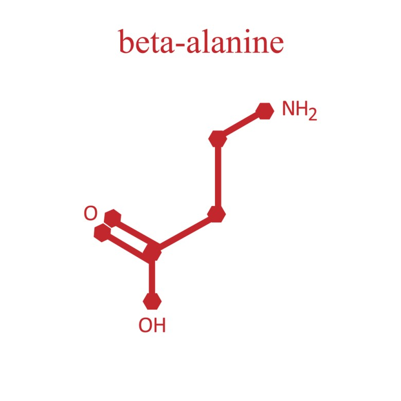 Beta Alanine chemical formulation