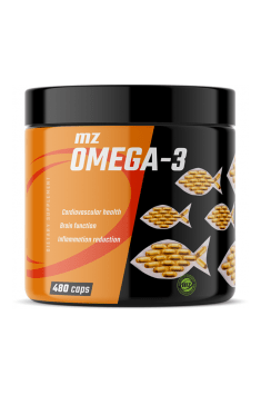 The most optimal way to supplement omega 3 fatty acids seems to be Omega 3 from MZ Store