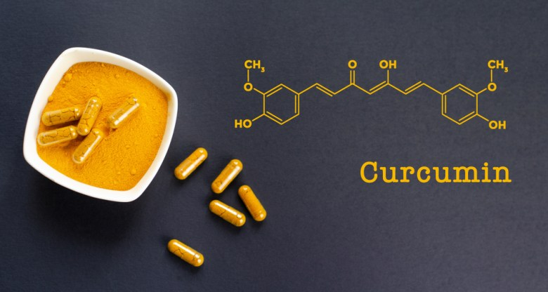 Curcumin - the best natural painkiller?