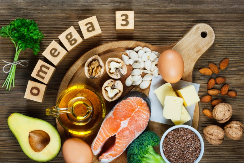 Omega 3 are mainly contained in fishes and nuts