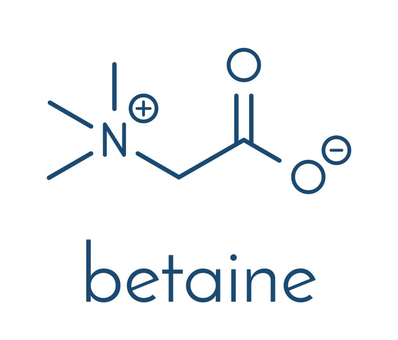 Betaine chemical structure