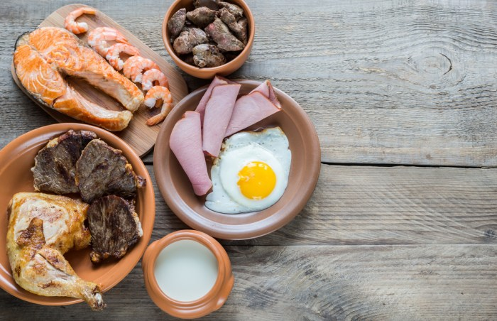 What to eat on Dukan diet