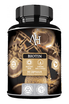 Recommended Biotin supplement