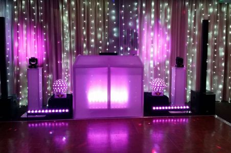 GoGoDisco Leeds Wedding DJ Rig