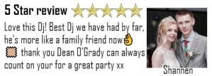 Mobile DJs Yorkshire GoGoDisco 5Star Review3