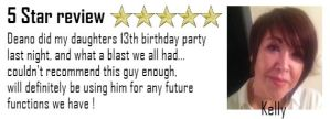 Mobile DJs Yorkshire GoGoDisco 5Star Review2