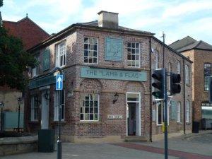 The Lamb & Flag Leeds