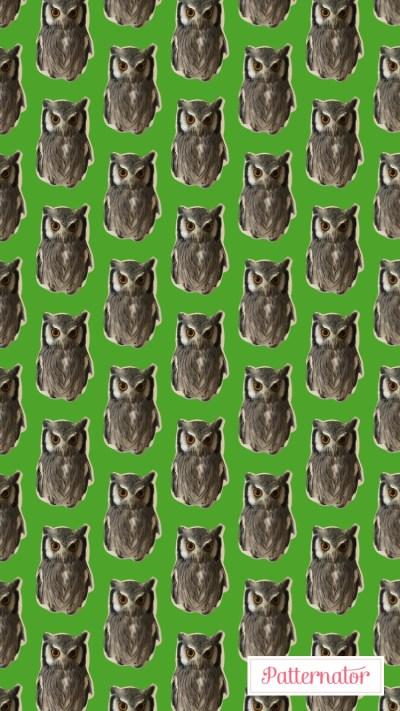 ペット画像を元にパターンメーカーで作成した壁紙3