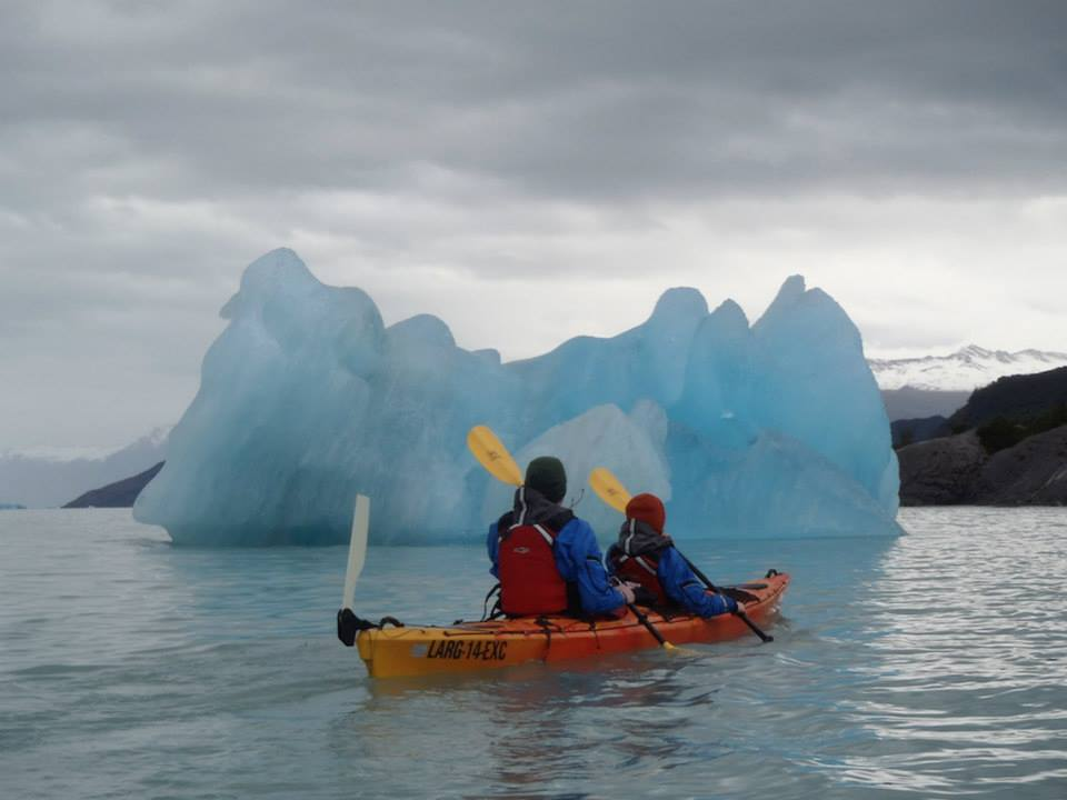 Kayaking Patagonia: The Icebergs of Upsala Glacier