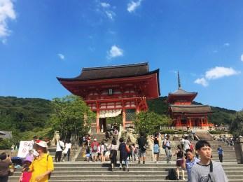 Kiyomizudera Gate