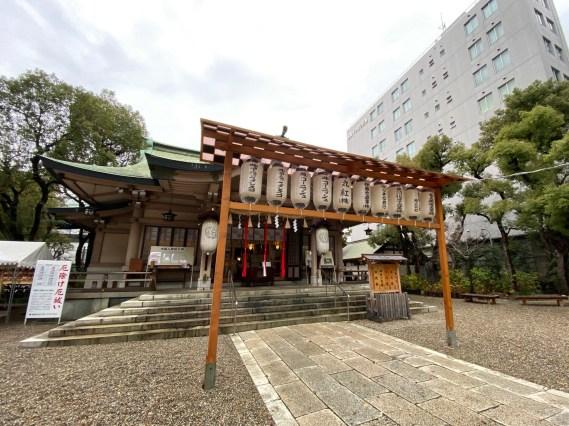 Ikasuri Shrine