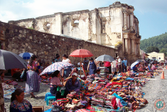 Markets in Guatemala