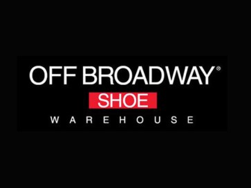 Image result for off broadway shoes logo