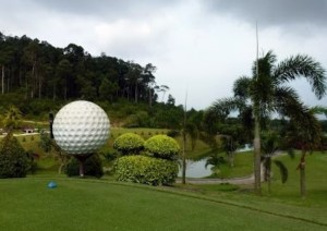 Batam Hills Golf Resort, Luxurious Golf Course in Batam Island