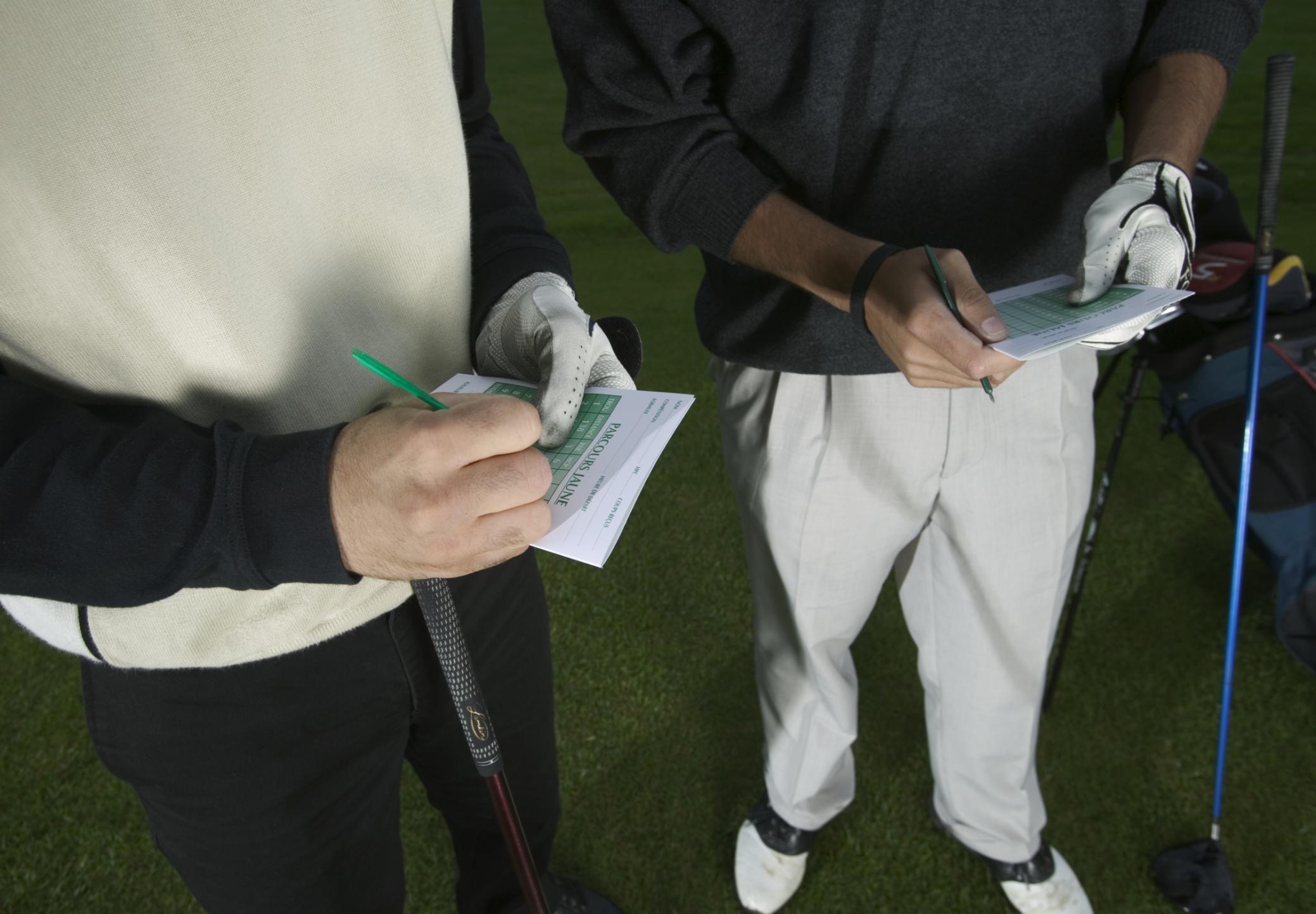 Tips Cara Menurunkan Skor Golf