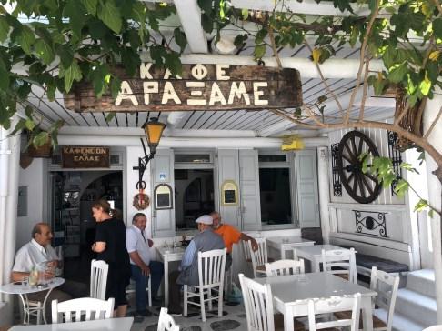 Araxame - taverna ad Anomera