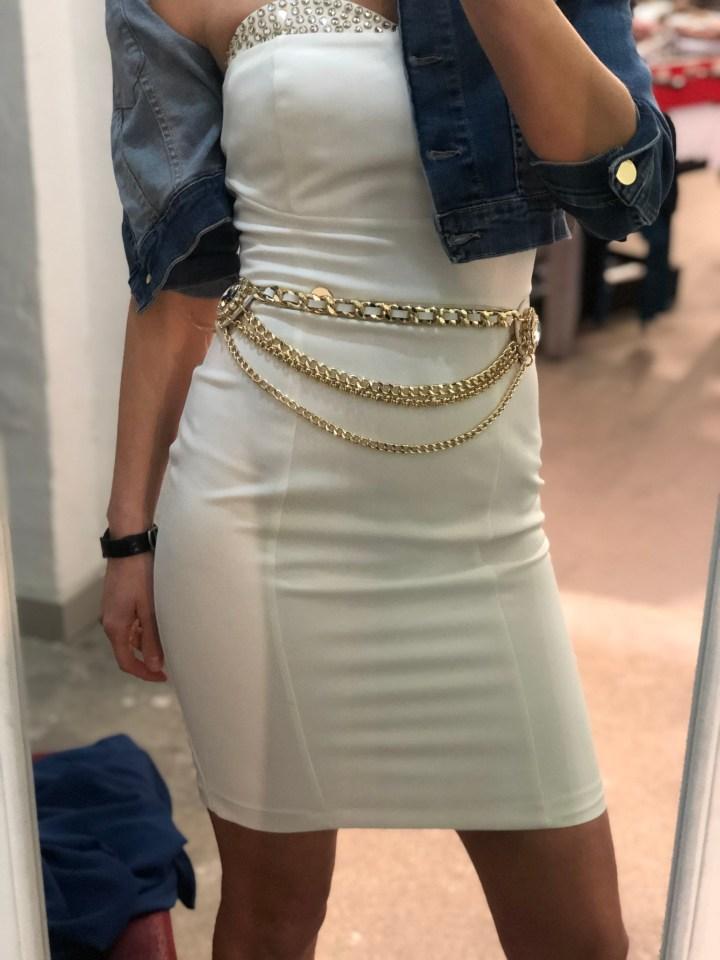 Cintura gioiello di  Roberta Biagi