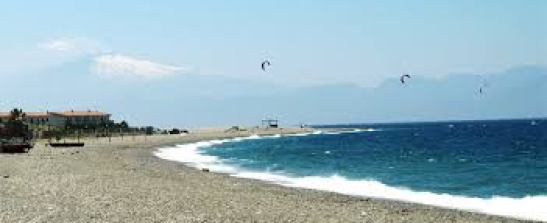 Spiagge calabresi - Punta pellero