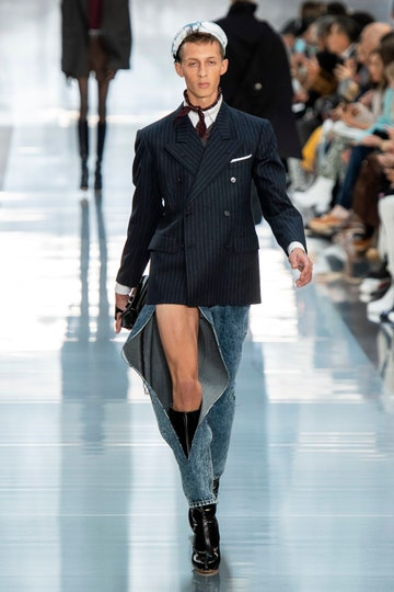 Jeans uomo - Strappati