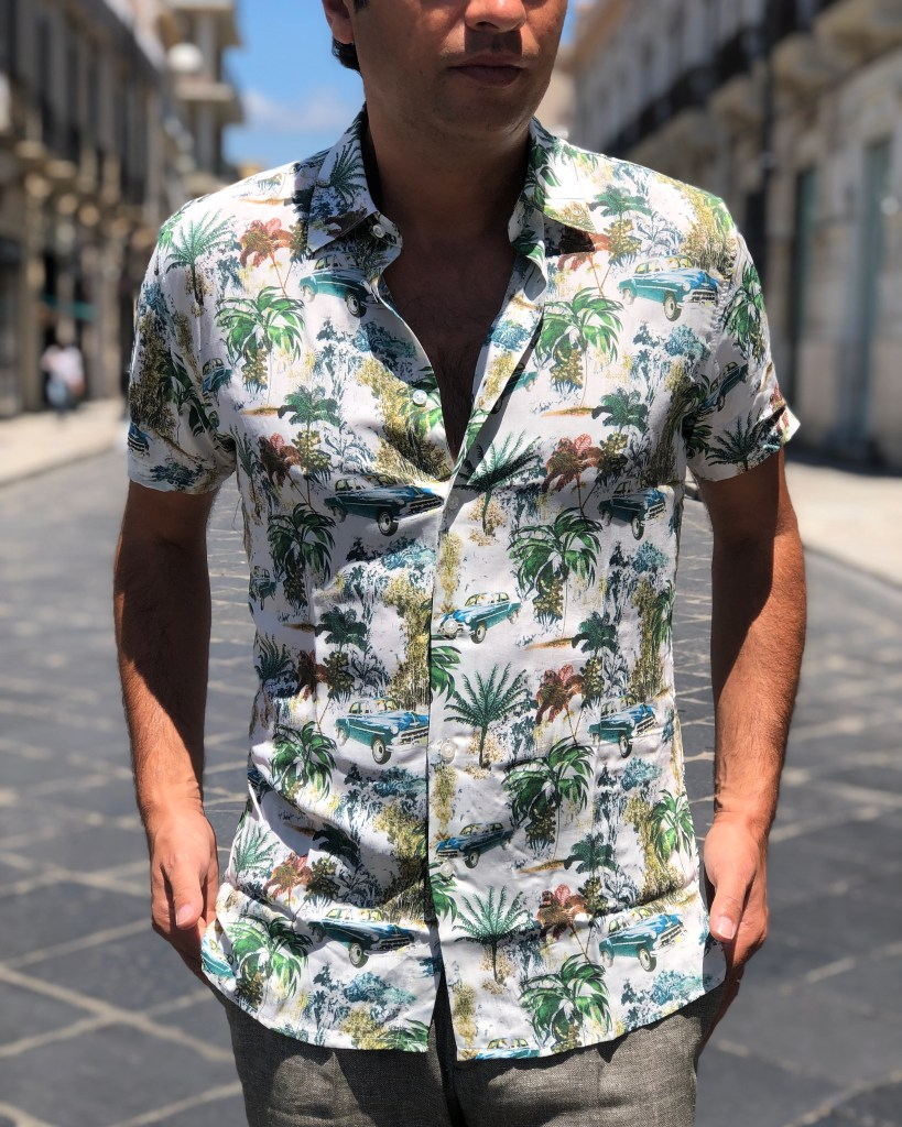 Camicia hawaiana - gogolfun.it