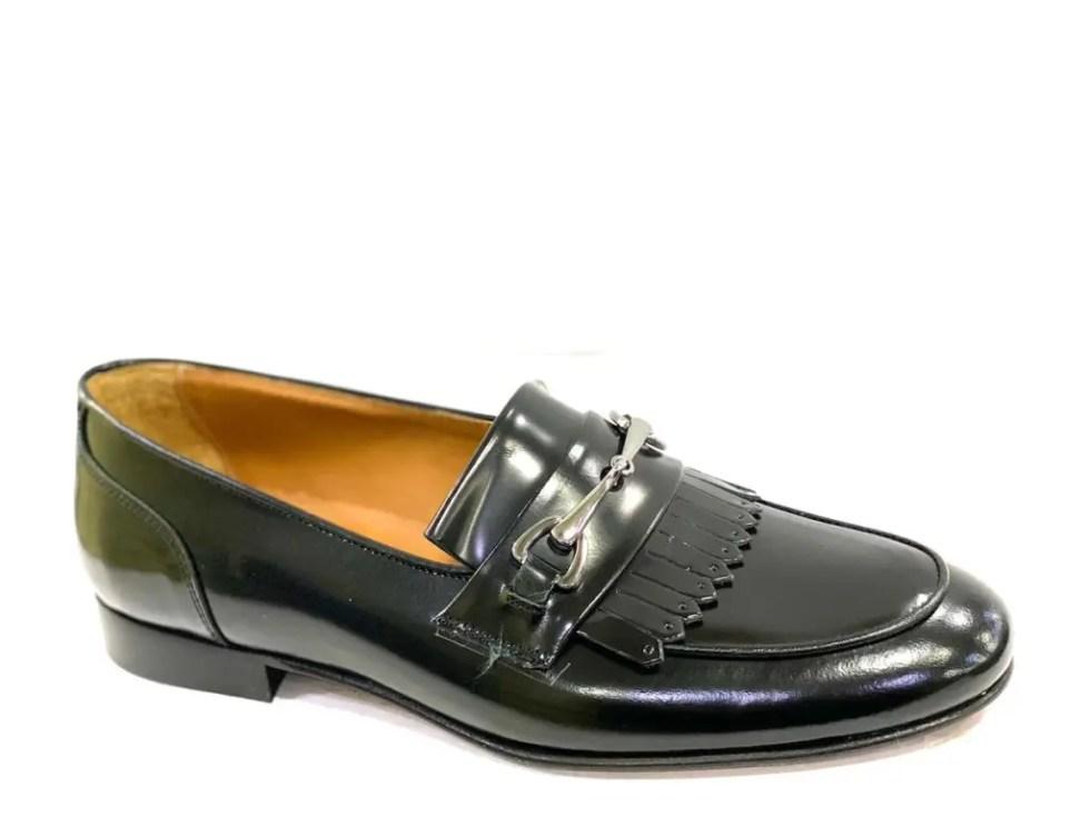 Scarpe uomo - classiche con ghette - Gogolfun.it
