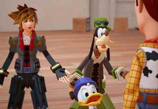Gogoli.co kingdom-heart-3 Kingdom Heart 3 ประกาศวางขายปี 2018 เผยดาวใหม่ Toy Story Xbox One Square Enix PS4 Kingdom Heart 3 games