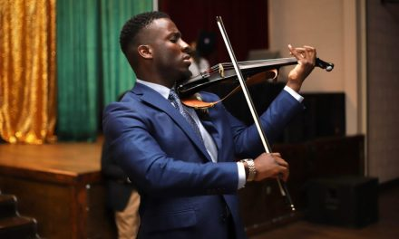 ROLLING WITH BRUCE – THE VIOLINIST