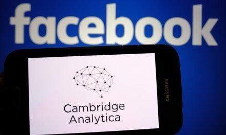 Facebook–Cambridge Analytica data scandal