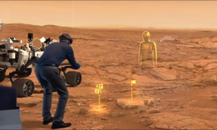 NASA Scientists Tap Virtual Reality to Make a Scientific Discovery