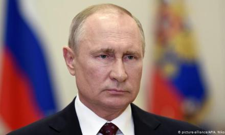 PUTIN TO RULE RUSSIA FOR NEXT 16  YEARS
