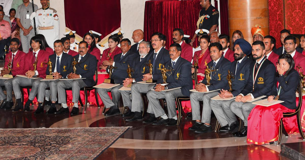 National sports awardees to attend function from various SAI centers