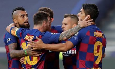 FC Barcelona – a club in distress