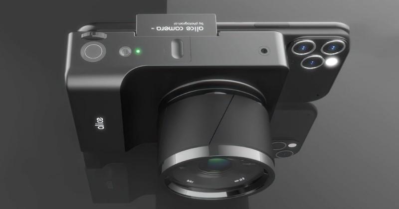 Alice Camera is a New AI-Accelerated Computational Camera