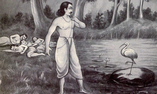 Yaksha's questions and Yudhishthira's answers