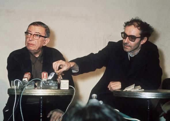 How to be Free; A conflict between two titans; Sartre and Camus