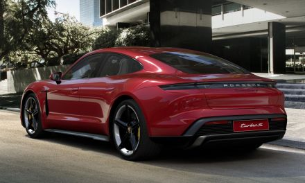 PORSCHE TAYCAN: AN ALL-ELECTRIC SUPERCAR