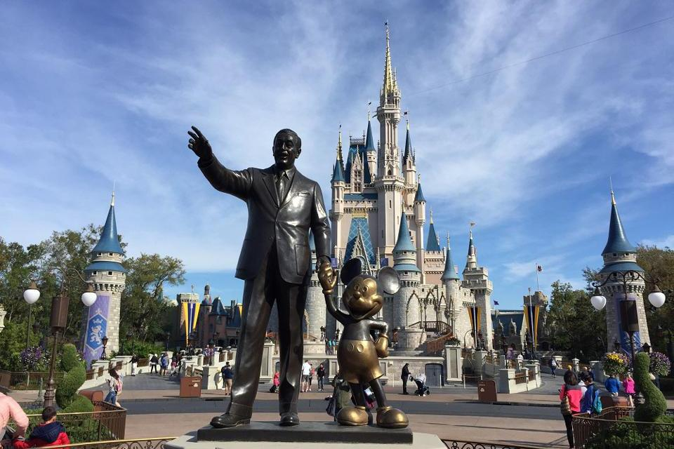 Walt Disney and his contribution to the animated films