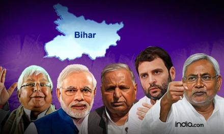 Everything about Bihar election