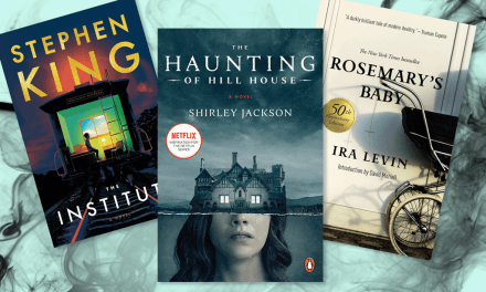 TOP 5 HORROR BOOKS FOR THIS SPOOKY WEEK