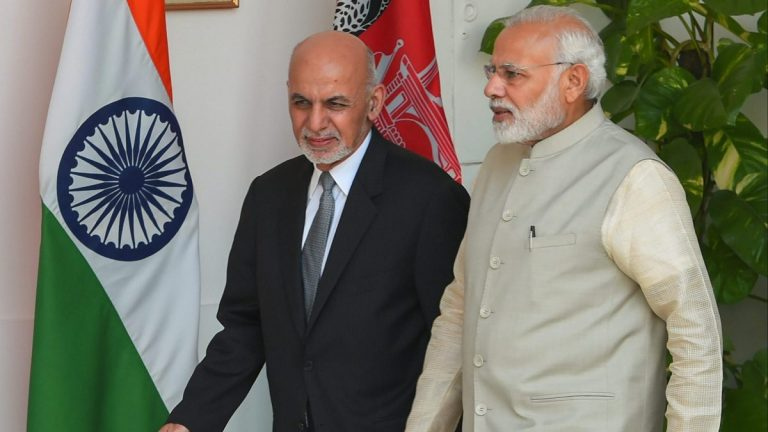 India announced 100 high impact community projects in Afghanistan worth 80 million