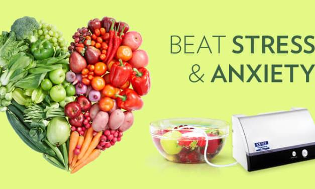 Food that helps fight anxiety