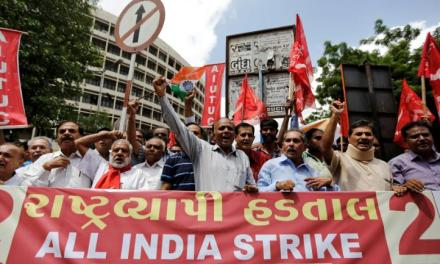 Labour union nationwide strike, 25 crore workers to participate