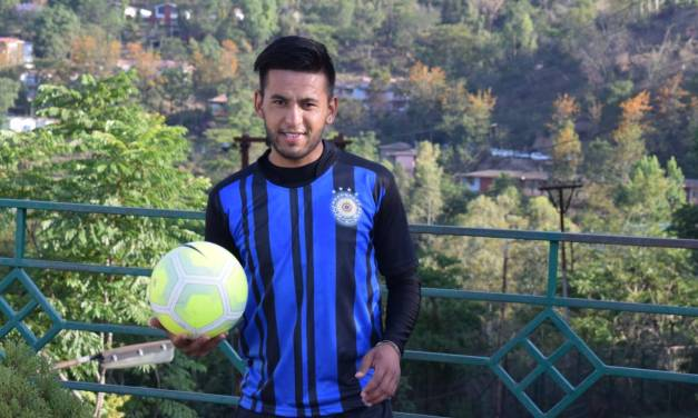 Jigmet Namgial – Changing the football scenario in Ladakh