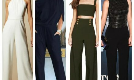 JUMPSUITS FOR EVERY BODY SHAPE