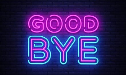 The Last Goodbye to the year 2020
