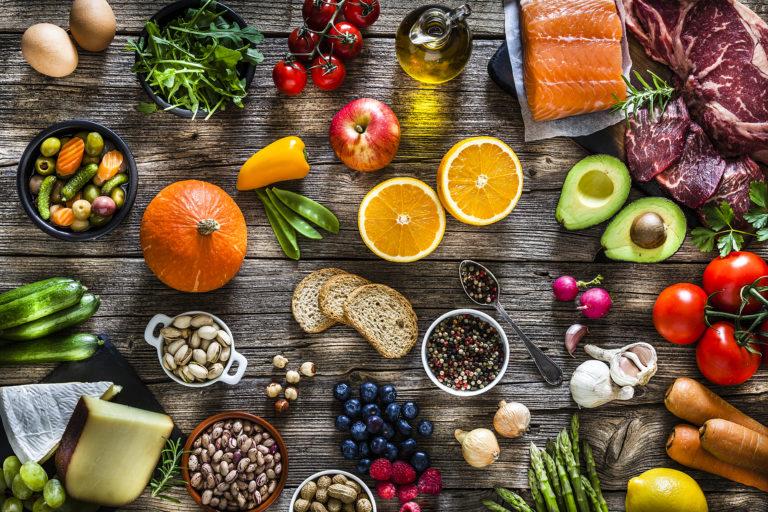 Food to increase immunity
