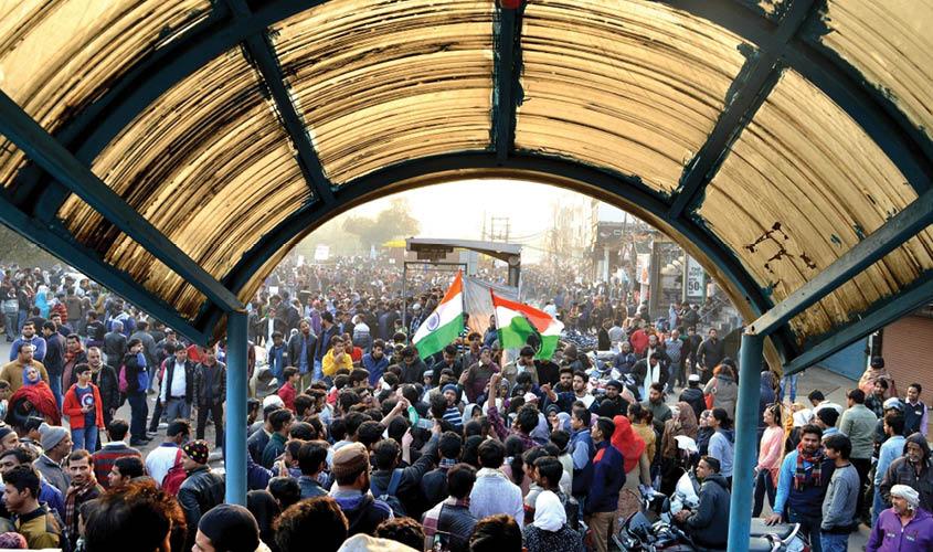 Shaheen Bagh – A roar of thousand Indians