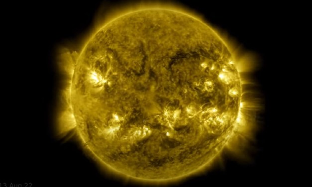 WATCH: NASA'S TIME-LAPSE VIDEO OF SUN COVERING 22 YEARS OF ITS JOURNEY IS A WORK OF ART
